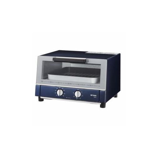 生活関連グッズ KAM-G130-AN オーブントースター 「やきたて」 ネイビー