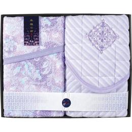 便利雑貨 タオルケット&敷きパッド C8136127