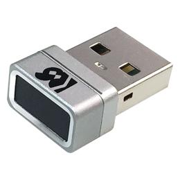 便利雑貨 USB指紋認証システムセット・タッチ式 SREX-FSU4