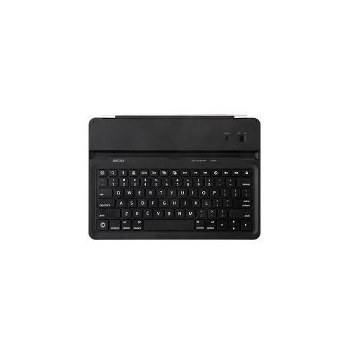 便利雑貨 iPad Air専用 BluetoothR3.0対応 キーボード ケース一体型 ブラック BSKBB25BK BSKBB25