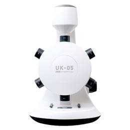 便利雑貨 600倍対応デスクタイプ顕微鏡 UK-05