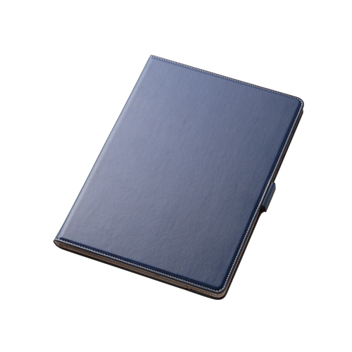 生活関連グッズ 9.7インチiPad(2017)ソフトレザーカバー(360) TB-A179360BU