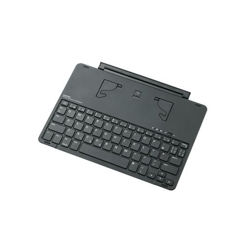 生活関連グッズ Bluetoothキーボード/9.7インチiPad用/オートスリープ機能付/シルバー TK-FBP068ISV4
