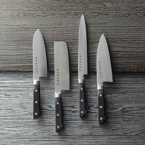日用品 便利 ユニーク 料理包丁5点セット(プロフェッショナル)