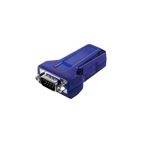 便利雑貨 USB⇔RS-232C シリアル変換アダプター (RoHS指令準拠モデル) USB-RSAQ6R