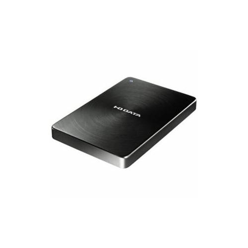 生活関連グッズ USB 3.1 Gen1 Type-C対応 ポータブルハードディスク「カクうす」2.0TB ブラック HDPX-UTC2K