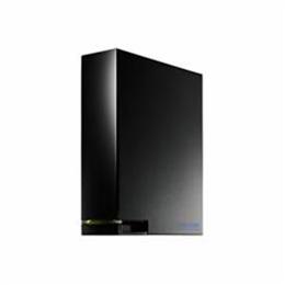 お役立ちグッズ HDL-AA1 デュアルコアCPU搭載 ネットワーク接続ハードディスク(NAS) 1TB
