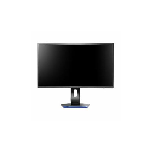 便利雑貨 フルHD対応 27型湾曲パネル採用ゲーミング液晶ディスプレイ LCD-GC271XCVB