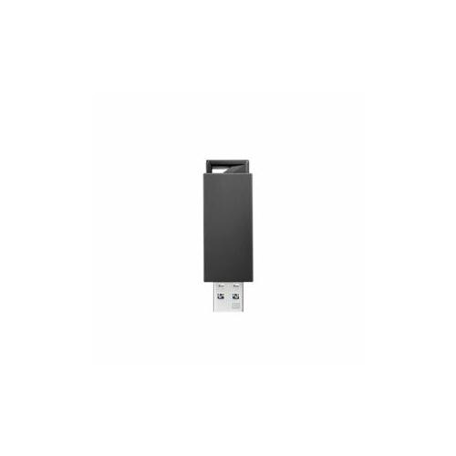 生活関連グッズ U3-PSH64G/K USB 3.0/2.0対応 USBメモリー 64GB ブラック