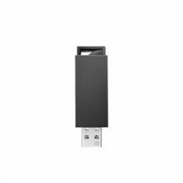 お役立ちグッズ U3-PSH64G/K USB 3.0/2.0対応 USBメモリー 64GB ブラック