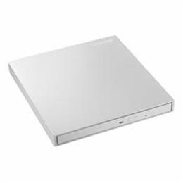 外付け光学式ドライブ 関連商品 IOデータ DVRP-UT8FCW USB 3.0/2.0対応 バスパワー駆動ポータブルDVDドライブ パールホワイト