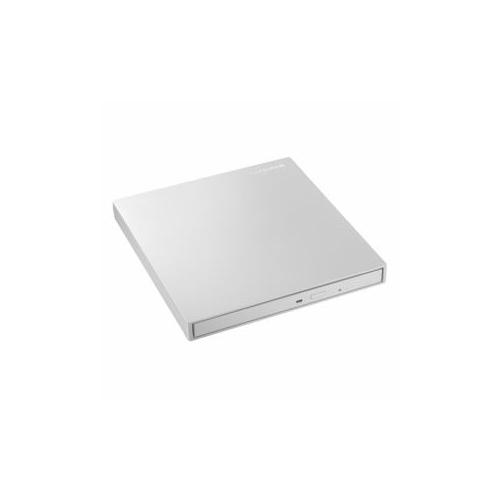 生活関連グッズ DVRP-UT8C2W USB 3.0/2.0対応 バスパワー駆動ポータブルDVDドライブ パールホワイト