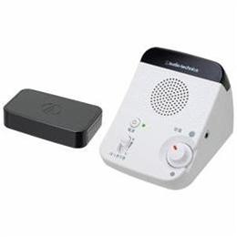 便利雑貨 AT-SP350TV TV用赤外線コードレススピーカー