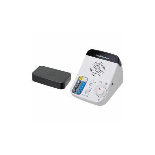 日用品 便利 ユニーク Audio-Technica オーディオテクニカ AT-SP450TV TV用赤外線コードレススピーカー リモコン機能付き