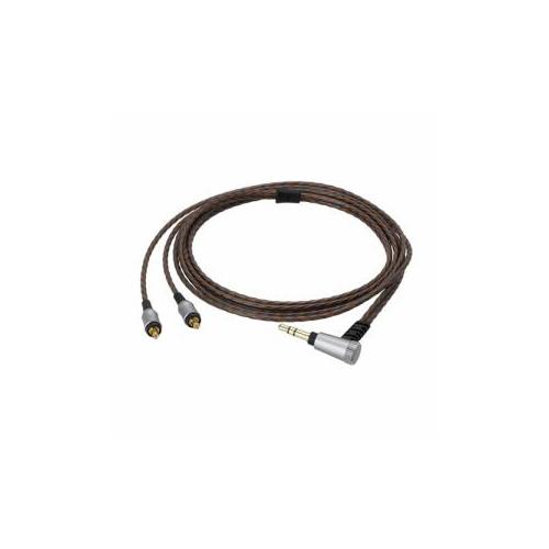 日用品 便利 ユニーク Audio-Technica オーディオテクニカ HDC213A/1.2 ヘッドホン用着脱ケーブル(インナーイヤー用) 1.2m