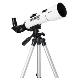 お役立ちグッズ 小型天体望遠鏡
