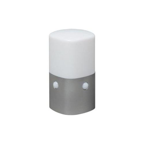 生活関連グッズ 屋外センサーライト スタンドタイプ 角型 (電球色) OSL-ML2K-WS