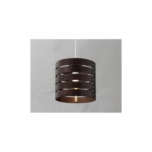 生活関連グッズ LEDペンダントライト LED電球セット Runda 木製 小サイズ PL8LE26WC1M