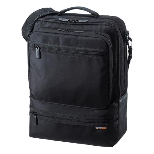 生活関連グッズ 3WAYビジネスバッグ(縦型・通勤用) BAG-3WAY23BK