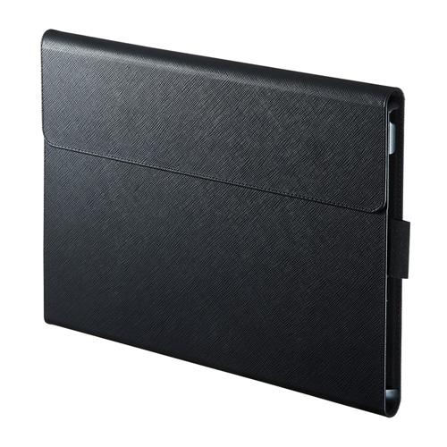 日用品 便利 ユニーク サンワサプライ Microsoft Surface Pro 2017/Pro 4用保護ケース PDA-SF3BK