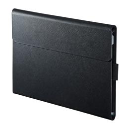 電化製品関連 サンワサプライ Microsoft Surface Pro 2017/Pro 4用保護ケース PDA-SF3BK