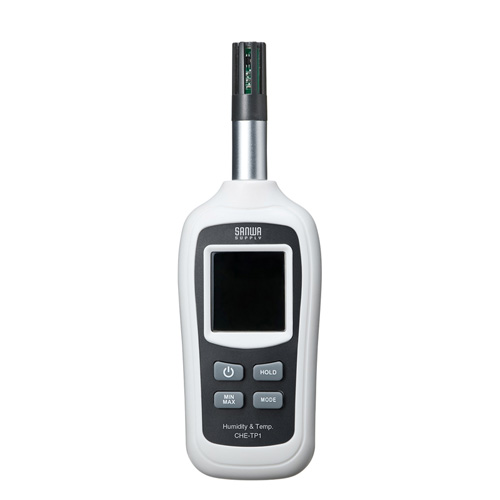 日用品 便利 ユニーク サンワサプライ デジタル温湿度計 CHE-TP1