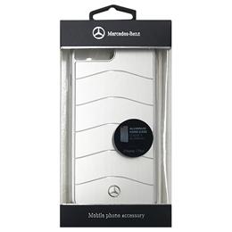 便利雑貨 MERCEDES WAVE VIII Brushed Aluminium Hard Case - Silver MEHCP7LCUSALSI