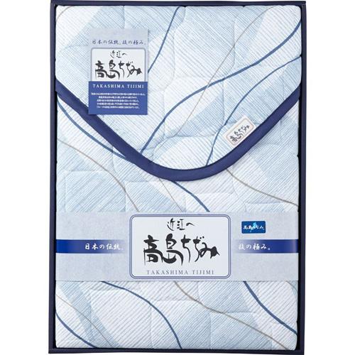 日用品 便利 ユニーク 高島ちぢみキルト敷パット L2078019 L3078524