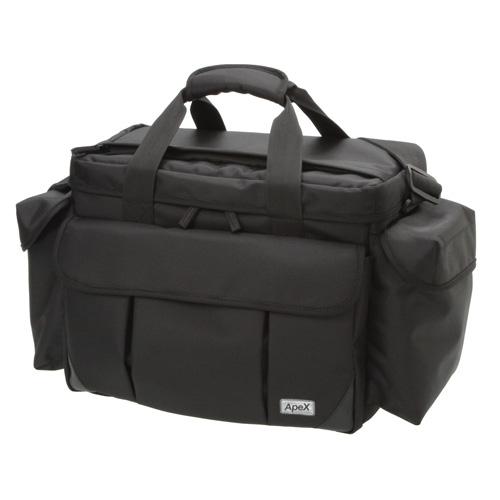 生活関連グッズ カメラバッグ アペックスシューティングプロ3D 15L ブラック VE-3486