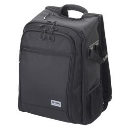 便利雑貨 カメラバッグ リュック タウンザック 13L ブラック VE-4214