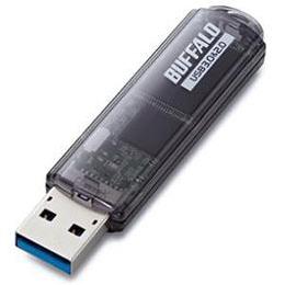 お役立ちグッズ USBメモリ USB3.0対応「ライトプロテクト機能」搭載モデル RUF3-C64GA-BK RUF3-C64GABK