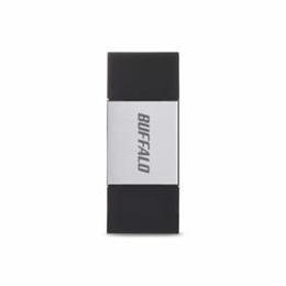 外付けドライブ・ストレージ 関連商品 BUFFALO バッファロー Lightning×USB3.0対応 USBメモリー 16GB RUF3-AL016G-SV RU-F3AL016GSV