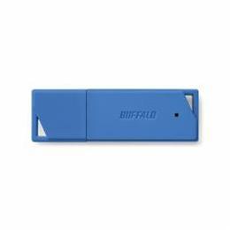 便利雑貨 RUF3-K64GB-BL USB3.1(Gen1)/USB3.0対応 USBメモリー バリューモデル ブルー 64GB RUF3-K64GB-BL