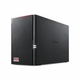 お役立ちグッズ LS520DN0202B リンクステーション for SOHO ネットワーク対応HDD 3年保証モデル LS510DNBシリーズ 2TB LS520DN0202B