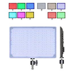 お役立ちグッズ LEDライトワイドフルカラーVL-8100FX デーライト/RGB L27556
