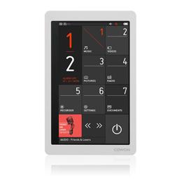 お役立ちグッズ MP3 プレーヤー ホワイト 32GB X9-32G-WH