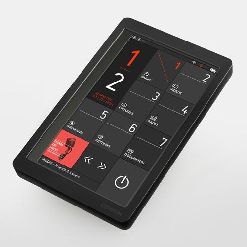 便利雑貨 MP3 プレーヤー ブラック 32GB X9-32G-BK