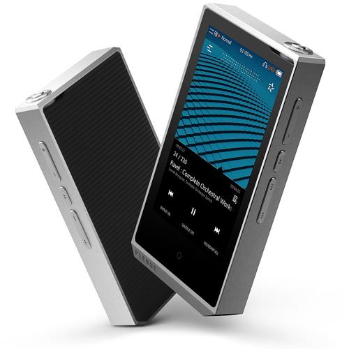 便利雑貨 Bluetooth搭載ハイレゾ対応高品質プレーヤー PLENUE R 128GB シルバー PR-128G-SL