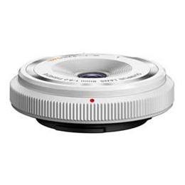 便利雑貨 フィッシュアイボディーキャップレンズ ホワイト BCL-0980WHT BCL0980WHT