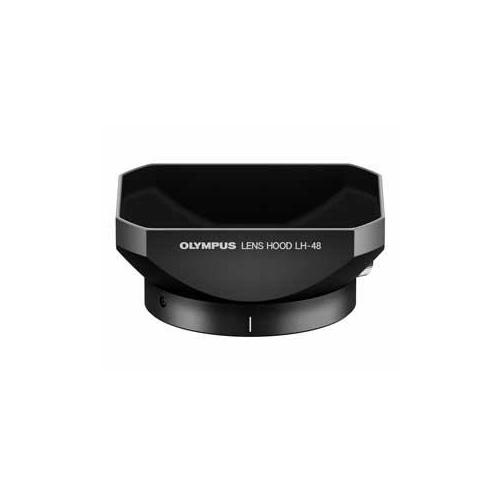 生活関連グッズ 金属レンズフード ブラック LH-48-BLK LH48BLK