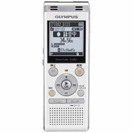 便利雑貨 V-862-WHT ICレコーダー 「Voice-Trek」 ホワイト V-862