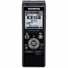 便利雑貨 V-863-BLK ICレコーダー 「Voice-Trek」 ブラック V-863