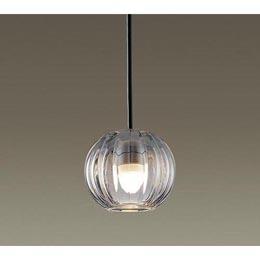 便利雑貨 LEDダイニングペンダント (電球色) ガラスセード・直付タイプ LGB10979LE1