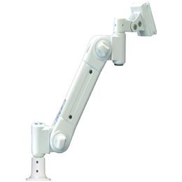スタンダードアーム フランジ付グロメット固定 低荷重 アイボリー ARM2-20G2人気 お得な送料無料 おすすめ 流行 生活 雑貨