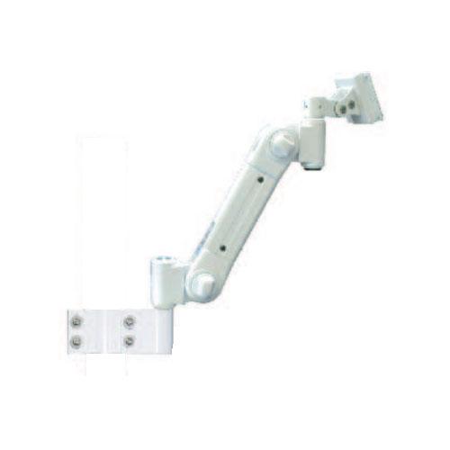 スタンダードアーム ポール固定 低荷重 アイボリー ARM2-20P40お得 な全国一律 送料無料 日用品 便利 ユニーク