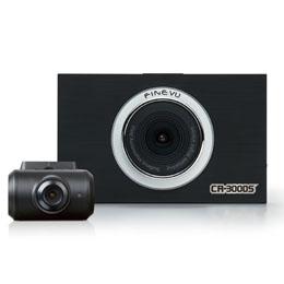 お役立ちグッズ INBYTE 運転支援システム搭載 ドライブレコーダー FineVu CR-3000S ドライブレコーダー カーナビ・カーエレクトロニクス 関連ビデオカメラ カメラ本体 カメラ