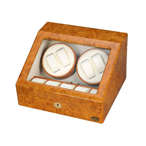 ワインディングマシーン 関連商品 木製4連ワインディングマシーン LU30004RW