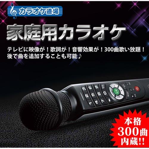 生活関連グッズ カラオケ道場 DCT-300