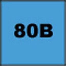 便利雑貨 Z021 全面カラーフィルター ブルー80B