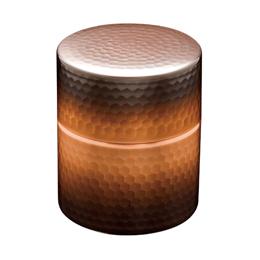 赤銅 茶筒(小)人気 商品 送料無料 父の日 日用雑貨